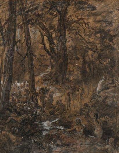 Attribué à Ker Xavier Roussell (1867-1944)