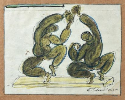 Henry SCHONBAUER (1894- ?)