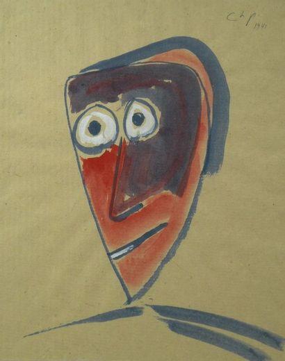 Carl Henning PEDERSEN (1913-2007)