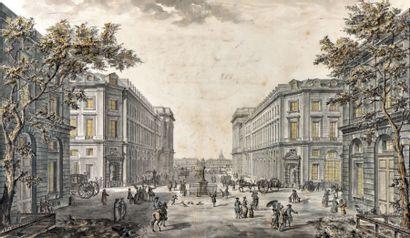 Pierre CONTANT D'IVRY (Ivry-sur-Seine 1698 - Paris 1777)