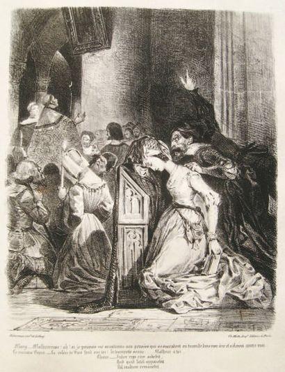 DELACROIX (Eugène) / GOETHE (J. W. von)