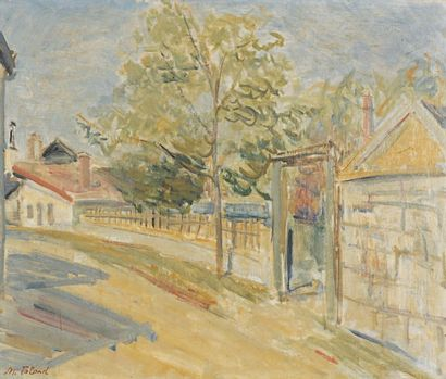 Maurice BLOND (1899 - 1974)