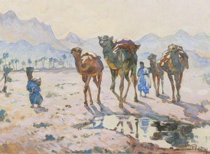 Henri PONTOY (1888 - 1968)