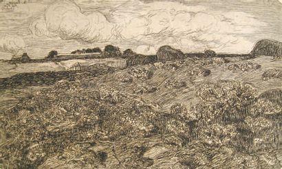 Armand SEGUIN (1869 - 1904)