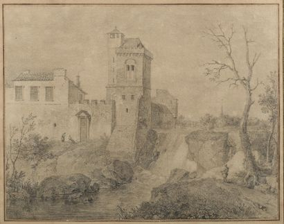 LANTARA Simon Mathurin ( Oncy 1729 - 1778...
