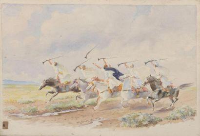 Maurice ROMBERG (1862-1943) Fantasia et Défilé...