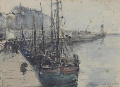 Georges Dominique Rouault (1904-2002) Vue...