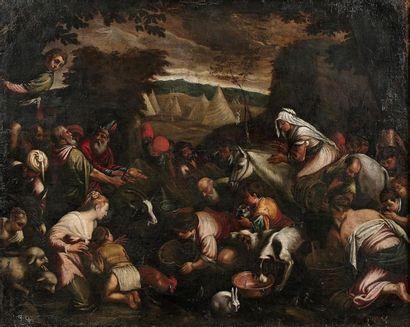 École italienne du XVII e siècle, suiveur...