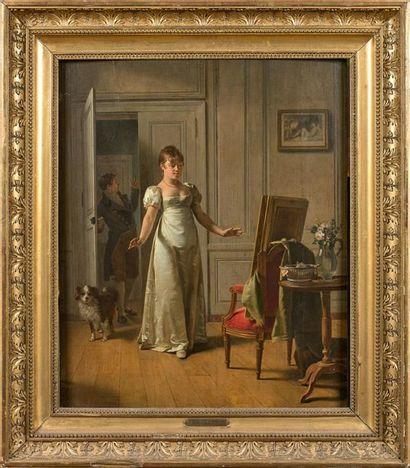 Martin DRÖLLING (Oberhergheim, 1752 - Paris,...