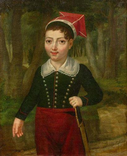 André Claude BOISSIER (Nantes 1760 - Chateau-Gontier...