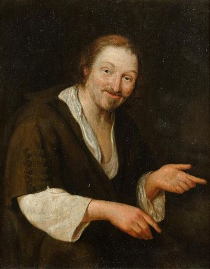 École Hollandaise vers 1700, suiveur de Van...