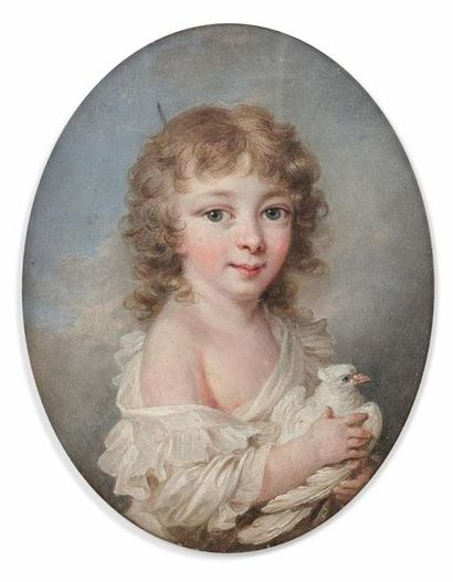 Attribué à Johann Friederich TISCHBEIN (1750-1812)...