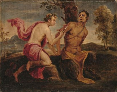 David TENIERS II le jeune (Anvers 1610-1690)...