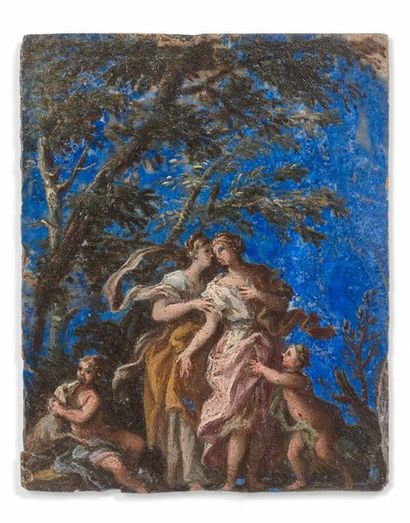 Attribué à Michele ROCCA (1666 - après 1751)...