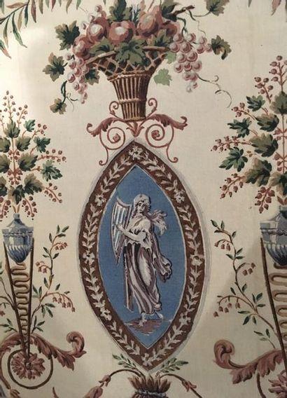 Partie des archives textiles d'une maison...