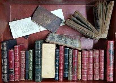 Ensemble de volumes classiques, La Fontaine,...