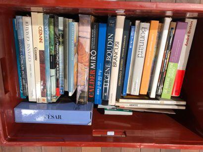 Panier de livres divers : CESAR, BOUDIN,...