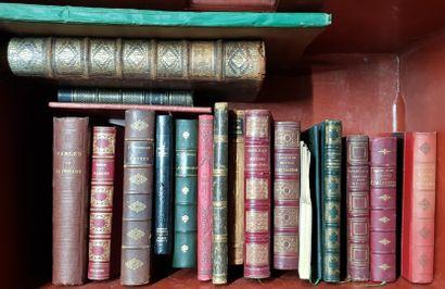 Ensemble de volumes classiques, Boilleau,...