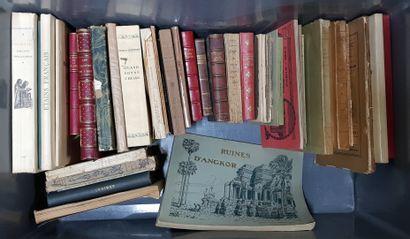Ensemble de volumes sur l'histoire de l'art...