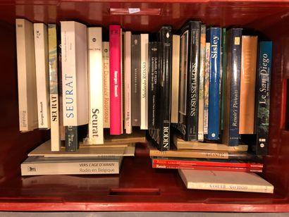 Panier de livres d'art : Georges ROUAULT,...