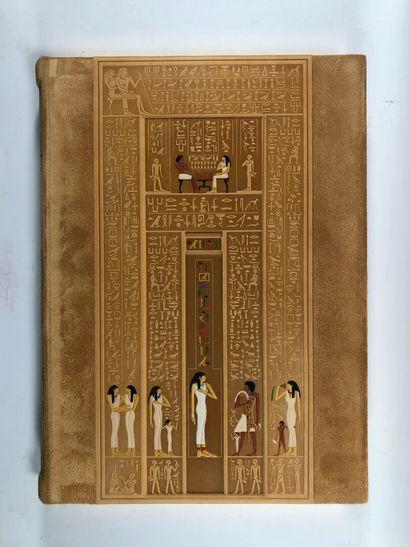 GODRON. L'Egypte au temps des pyramides....