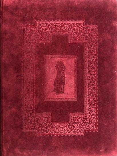 LA CHASTELAINE DE VERGY. Arts et couleurs,1998....