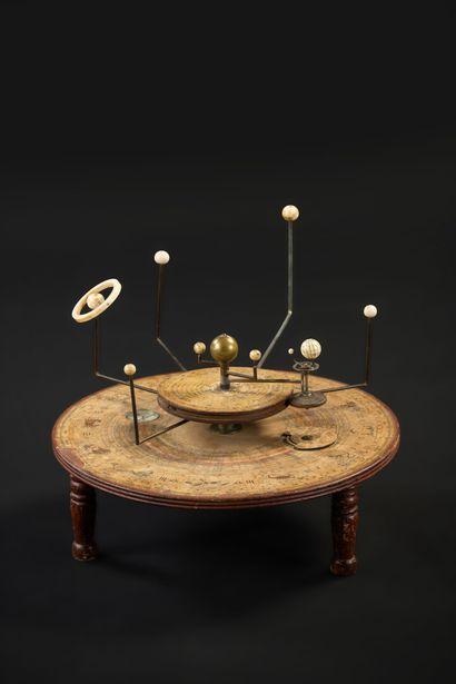 Planétaire de table ou de bibliothèque anglais...