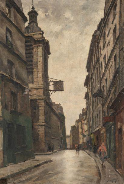 Jean LEFORT (1875 - 1954)  Notre-Dame de...