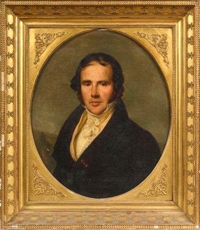 Nicolas GOSSE (Paris 1787 - Soncourt-Sur-Marne...