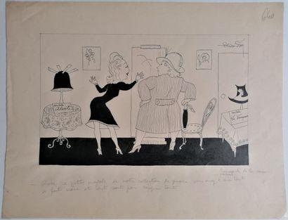 André Lucien Léon FOY (1886-1953)  NOUVEAUTES...