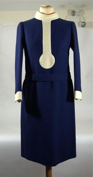 PIERRE CARDIN BOUTIQUE: Robe en lainage...