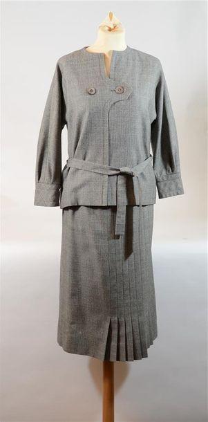PIERRE CARDIN BOUTIQUE: Tailleur jupe en...