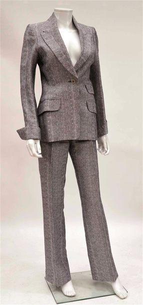 JEAN LOUIS SCHERRER : ensemble tailleur veste...