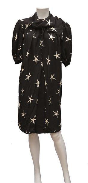 VALENTINO COUTURE : ensemble jupe noire et...