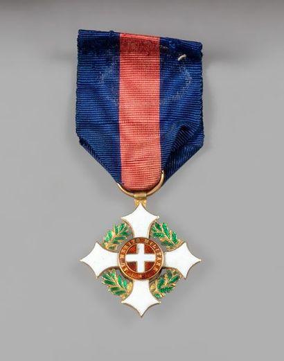 CROIX DE CHEVALIER DE L'ORDRE MILITAIRE DE...