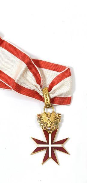 Croix de commandeur de l'ordre du Mérite...