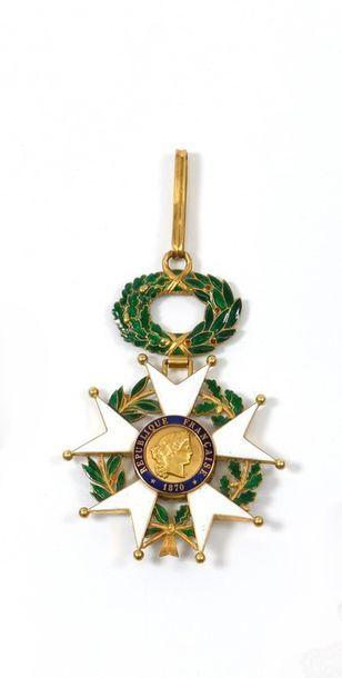 Croix de commandeur de l'ordre national du...