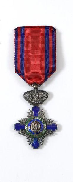 Croix de commandeur de l'ordre de l'Étoile...