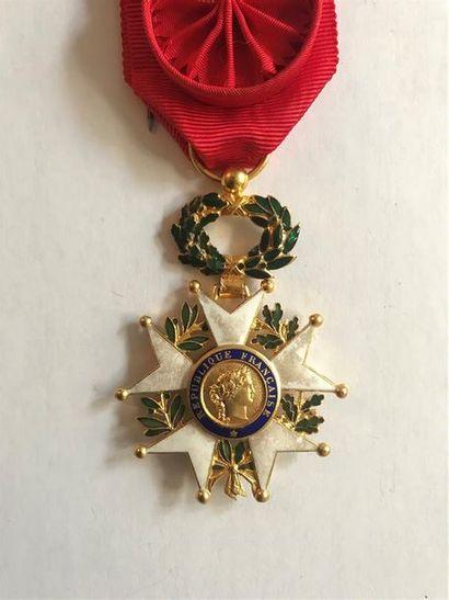 France. ORDRE de la Légion d'Honneur de la...