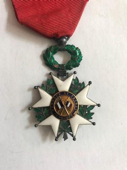 France. MEDAILLE de la Légion d'Honneur,...