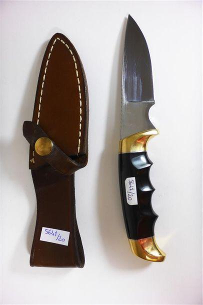 Kai japan, USA  COUTEAU de chasse, «KERSHAW»...