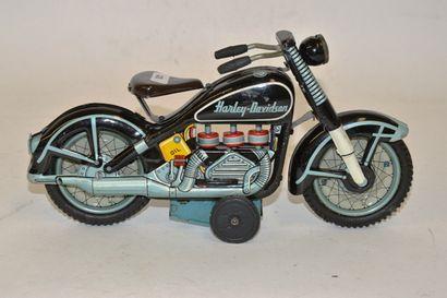 TCO, Japan, moto Harley Davidson 59, tôle...