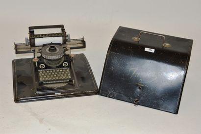 SENIOR, USA machine à écrire, miniature,...