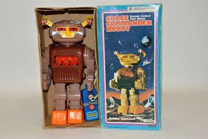 PLAYWELL Hong Kong, Space Commander Robot,...