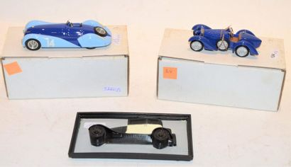 (3) VROOM, 1 Bugatti type 35 de JUNEK SCHLUMPH...