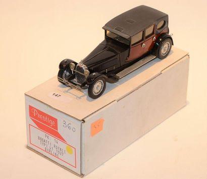 PRESTIGE, Bugatti type 41 Royale de 1929...