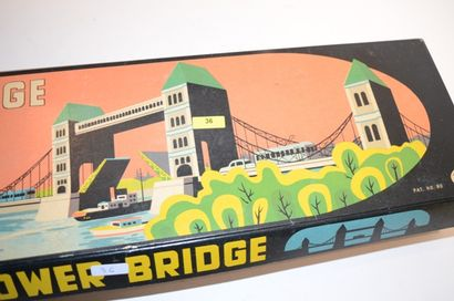 TM Japan, Tower Bridge, with battery operated,...
