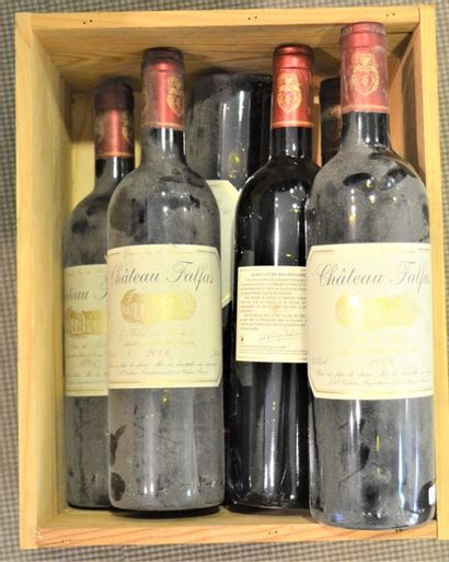 Château Falfas 2006. Rouge. Côtes de Bourg....