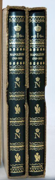 Napoléon et l'empire  1769-1815-1821  Paris,...