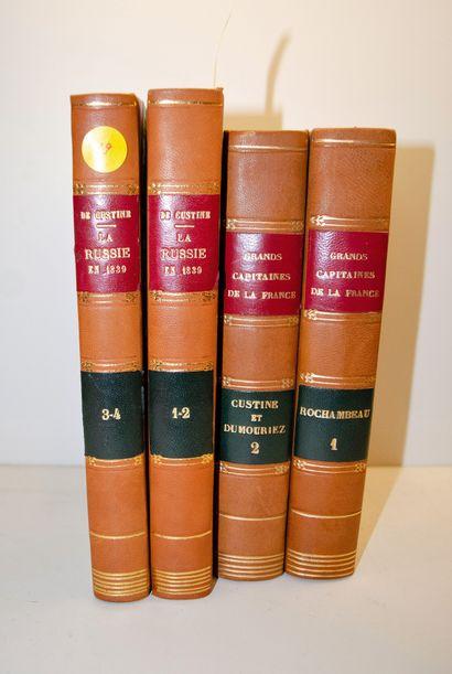 Le Marquis de Custine: 'La russie en 1839'...